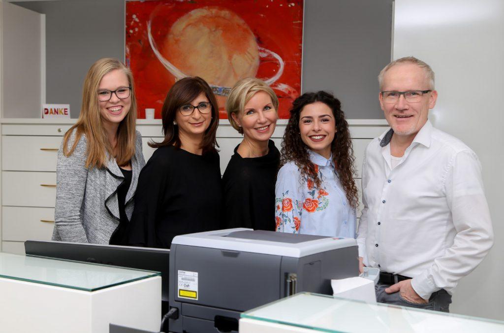 Orthopäde Stuttgart - Das Praxisteam Dr. med. Bernhard Clasbrummel